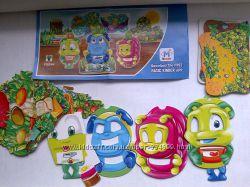 Продам игрушки киндер макси