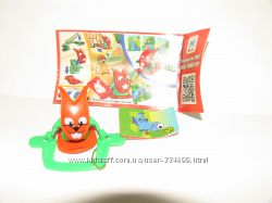 Продам игрушки киндер Быстрые животные