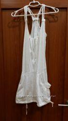 Летнее морское платье Бенеттон