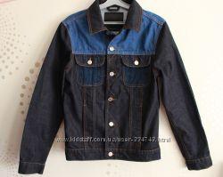 Мужская джинсовая куртка Zara