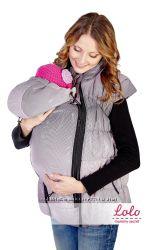 Много деми курток 3в1 обычная для беременных слингоношения