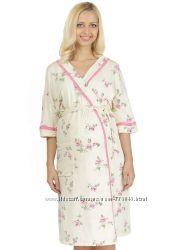 Разные комплекты в роддом - халат и ночнушка - разные цены и бренды