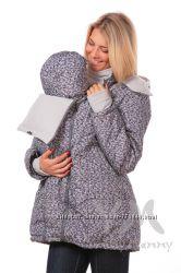 Верхняя одежда 3в1 демисезон - обычная беременным слингоношение