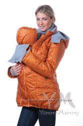 Куртки 3в1 деми обычная носка беременным слингоношение