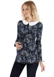 Много туник лонгсливов блуз - для беременных кормящих бренды