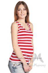 Майки для беременных и кормящих разные фирмы модели цвета