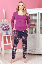 Комплекты для дома и сна беременным кормящим большой выбор