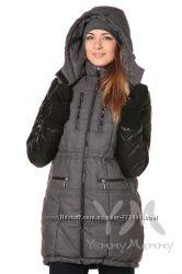 Широкий выбор зимних курток 3в1 - обычная и для беременных и слингоношение