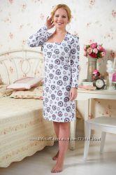 Много платьев для дома и сна беременным и кормящим