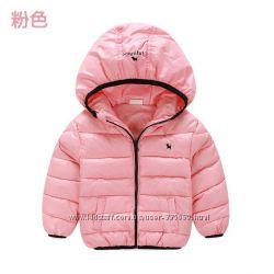 Курточки разноцветние 100-110-120-130-140
