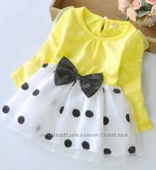 Красивие платья для маленьких модниц