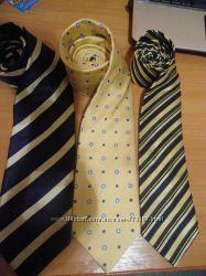 Галстук краватка шелк 100