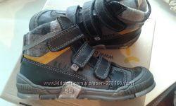Bartek Бартек демисезонные ботинки 30 р 19. 5 см натуральная кожа