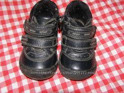 Деми ботинки 13. 5см кожа