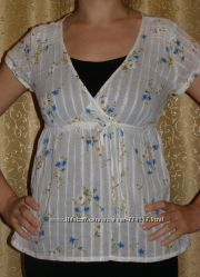 Лёгкая блузочка для беременных