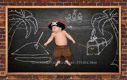 Блэкборд .  Blackboard.  Доска для мела   60х200см