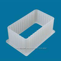 Прямоугольная форма на 1 кг сыра для Сулугуни S3