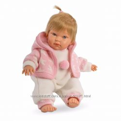 Іспанська лялька Llorens Немовля Кука 30 см