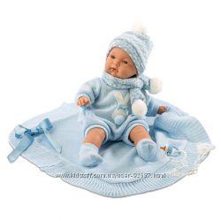 Интерактивная кукла Llorens 38937 38 см со звуком