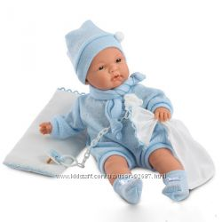Испанская Кукла Llorens 38939 плачущая 38 см
