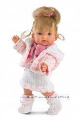 Испанская кукла LLorens 28023 Валерия 28 см.