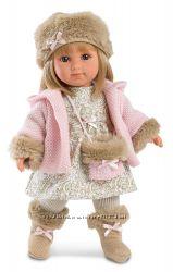 Реалистичная испанская кукла LLorens 53520 Елена 35 см