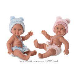 Лялька Llorens 26272 Ляльки немовлята близнюки 26 см
