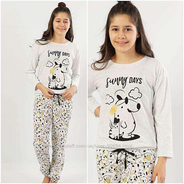 Детская пижама Vienetta, собачки