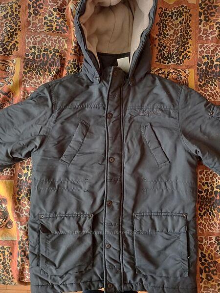 Куртка зимняя Timberland 8-9 лет