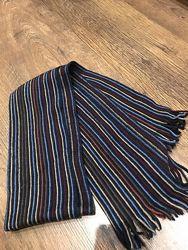 Шерстяной шарф мужской Германия