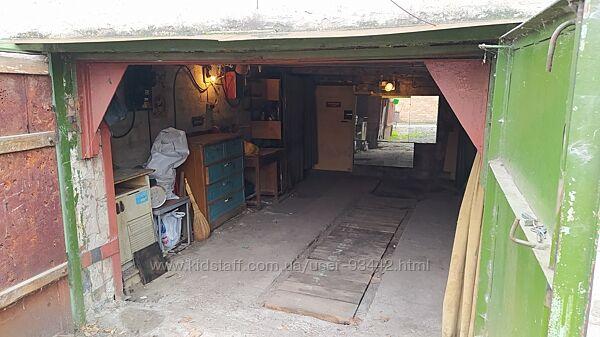 Продам двухкомнатный гараж г. Никополь