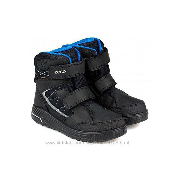 Экко Ecco ботинки ZK3120