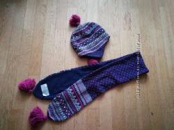 Шапка и шарф accessories