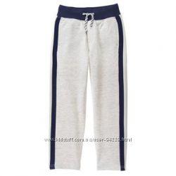 Теплые качественные штанишки на флисе Gymboree на 9-10 лет