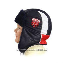 Зимняя шапочка Davids Star, на ОГ до 54 см. - размер 54.