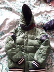 BENETTON куртка 8 лет
