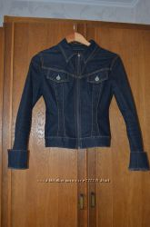 Женская куртка из денима. Бренд Killah. Размер М