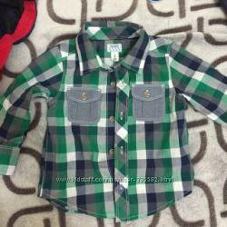 Стильная рубашка OLD NAVY 2 т