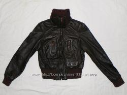 Helium кожаная куртка