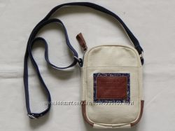 Quba холщовая сумка через плечо