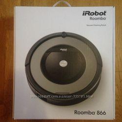 iRobot Roomba 866, новинка