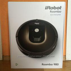 iRobot Roomba 980, топовая модель