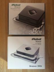 iRobot Braava 390t, робот-полотер, новейшая модель 2016 года