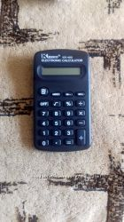 Калькулятор  Kenko черный
