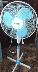 Вентилятор напольный Scarlett