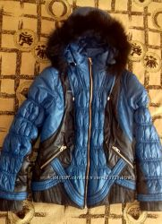 Зимняя куртка на холлофайбере 44-46 разм.