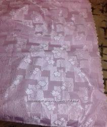 Шикарные розовые шторки