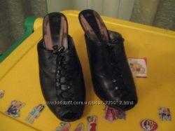 Туфли -шлепки