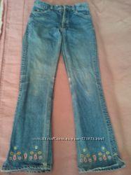 джинсы , бриджи , штаны , вельветки рост 140-158 см