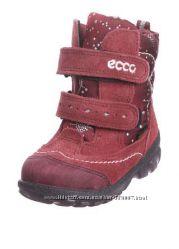 Зимние термоботинки Ecco р. 23 стелька 15 см